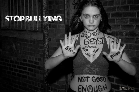 Stop Bullying Promo